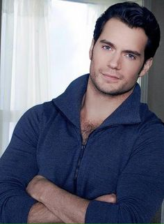 I want all of this please. Henry Cavill