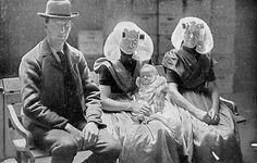 A Dutch Family in NYC around mid-19th century.