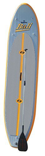 Solstice 35128 Inflatable Stand-Up Light Weight Paddleboard SUP Board w/Paddle -- Continue to the product at the image link.