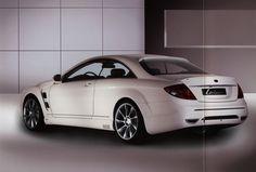 2008 Mercedes Benz CL Class Lorinser Edition AD