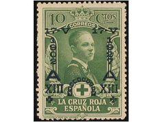 Spain 349/362 CTA. 1 Céntimo a 10 Pesetas y urgente. Cat. 250 €.  Dealer Filatelia Llach, S.L.  Auction Minimum Bid: 80.00EUR