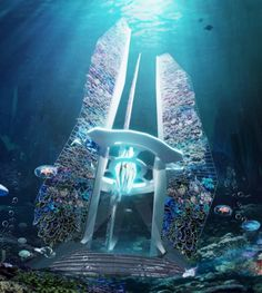 Skyscraper Underwater Proposes Gigantic Coral Reef - eVolo | Architecture Magazine Coral reefs are now endangered. Coral reefs are complex mosaic of marine plants and animals. Supporting up to two million species of marine life the biodiversity richness making itself a rival to tropical rain forest. via Pocket IFTTT  Pocket  June 12 2016 at 03:41PM