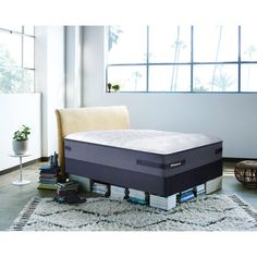 Sealy Posturepedic Pacheco Pass Cushion Firm California King-size Mattress Set