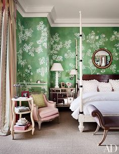 Green Paint Colors To Transform Any Room