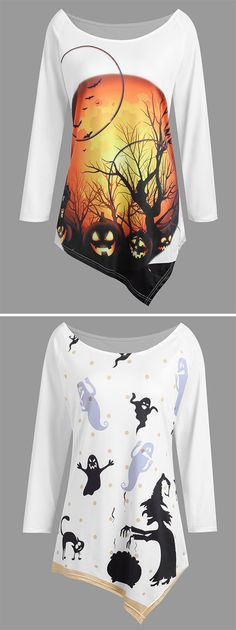 Halloween outfits to inspire yourself.Plus size t shirts at great prices.Free Shipping Worldwide!
