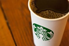 Starbucks Grande Americanos.