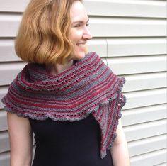 Shuffle knitting pattern in Harrisville Yarn.   http://www.spatialh.com/shop/