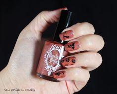 nail polish is peachy Nail Polish, Nails, Html, Beauty, Fruit Salad, Birthday, Finger Nails, Ongles, Nail Polishes