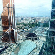 Теперь и у меня есть фото из башни :)