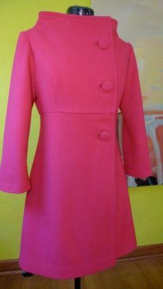 Vogue Pattern: V8548   Fabric: Primaluna Fuchsia