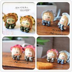 Belo Acessórios de cabelo Coréia Japão Desenho animado Tira Chapéu de palha Menina Mantilha Headband Corda do cabelo