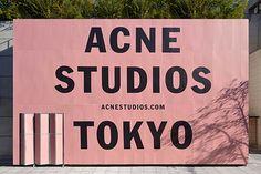 Acne Studios Aoyama by Bozarth Fornell Architects