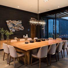 Dining Room Design, Dining Room Furniture, Kitchen Design, Modern Bungalow Exterior, Grande Table A Manger, Home Remodeling, Home Renovation, Victorian Home Decor, Elegant Home Decor