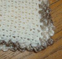 Loom Lore: Brenda's Basic Baby Blanket