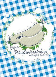 Falsche Weißwürstchen - cooking.zeixs