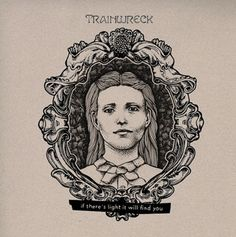 TRAINWRECK - if there's light it will find you LP RSR030 Finding Yourself, Female, Lp, Music