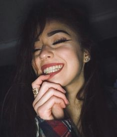 Love her smile ❤