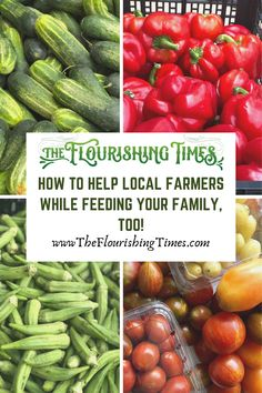 Thinking about what it means to shop local? Curious how to transition from grocery store shopping to becoming a farmers farket foodie? Eating seasonal is easy and fast with a few small steps. Learn how to support local farmers while feeding your family, too, in this week's blog post. Shopping small is more important now than ever! Feed your family on a budget while eating local. We cover HOW to shop local, WHY to shop local and how to get the family involved. Herbal Magic, How To Become, How To Get, Eat Seasonal, Support Local, Shop Local, Your Family, Grocery Store, Farmers Market