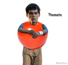 Gladers as fruits/vegetables