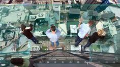 Skydeck....must do to overcome fear of heights!!!