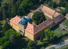 Bükkösd, Petrovszky-Jeszenszky - kastély (HUNGARY)