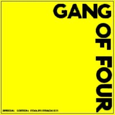 Gang of Four - Untitled