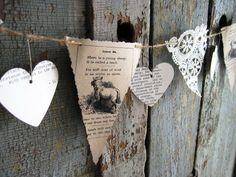 DYI music paper wreath | DIY wreath | Sheepy Hollow Farm Life