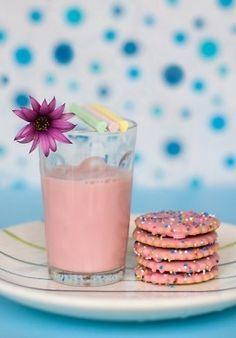 biscottini glassati con zuccherini colorati