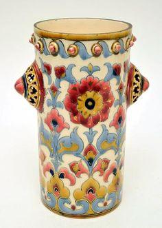 Zsolnay Vase 1900.