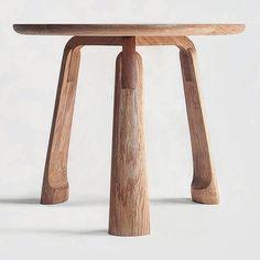 A little gem.  From  @studio_gidoo  소반. soban. 전통 소반의 하나인 구족반을 모티브로 제작한 작은 테이블입니다 . . . . #furnituredesign #handmade #craft #tradition #wooden #table #interior #living #design #inspiration #creative #designstudio #소반 #테이블 #가구디자인 #인테리어 #리빙 #디자인 #디자인스튜디오