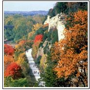 Home Sweet Ozark Mountains in the fall!!