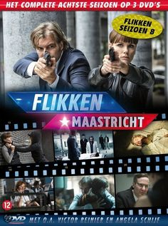 Flikken Maastricht seizoen 8 - Victor Reinier