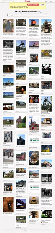 Website 'http://pinterest.com/djcarvajal/mining-museum-worldwide/' snapped on Snapito!