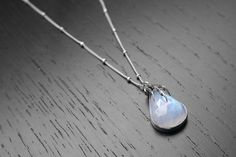 The Eyrie Necklace by Little Sister Designs aka charlotteburkhart on Etsy, $140.00