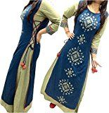 Bestsellers in Womens Fashion #1: Kurti (Womens Clothing Kurti for women latest designer wear Kurti collection in latest Kurti beautiful bollywood Kurti for women party wear offer designer Kurti) #FabOffers India