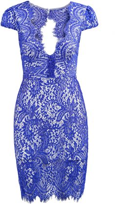 Shop Blue Deep V Neck Short Sleeve Lace Dress online. SheIn offers Blue Deep V Neck Short Sleeve Lace Dress & more to fit your fashionable needs. Pretty Outfits, Pretty Dresses, Sexy Dresses, Beautiful Dresses, Fashion Dresses, Sleeve Dresses, Long Dresses, Mini Vestidos, Sexy Party Dress