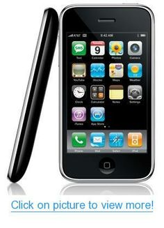 Apple iPhone 3GS Black 8GB AT$T Locked #Apple #iPhone #3GS #Black #8GB #ATT #Locked