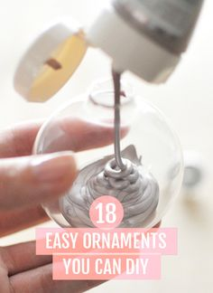 Christmas Crafts For the Family - Gather Round and DIY Ornaments