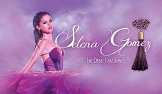 Selena Gomez celebrity perfumes