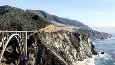 California highway 1 the essential road trip itinerary vogue. Big Sur California, California Coast, California Homes, California Travel, Travelers Notebook, Schrift Design, Highway 1, Travel Pictures, Travel Usa