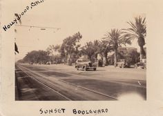 old LA