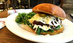 Sandwich of the Week: Mexicue's Burnt Ends Brisket Sloppy Joe
