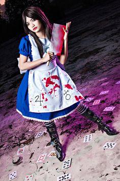 Alice from Alice: The Madness Returns by ~kazereivolt