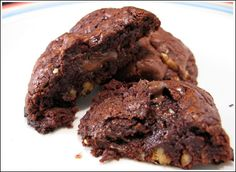 Lava Cookies Stuffed with Nutella