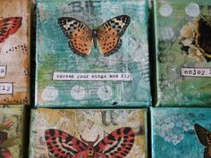 Art Journaling & Mixed Media LOVE!