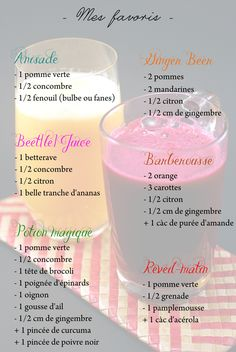14 smoothies recipes to spend a refreshing summer - juice