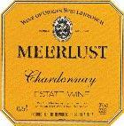 Meerlust Chardonnay 2010 (750ML)