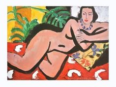 Image result for matisse nude #abstractartistsmatisse