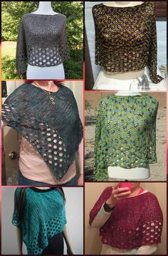 50 Free Crochet Poncho Patterns for All - Page 3 of 9 - DIY & Crafts
