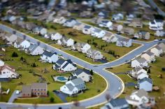 Vincent Laforet is a Los Angles based Commercial & Fine Art Photographer, Director/DP who sepcializes in aerial photography. Tilt Shift Photography, House Photography, Aerial Photography, Tilt Shift Photos, Tilt Shift Lens, Waterloo Station, Camera Movements, Cleveland Clinic, Motion Blur